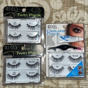 NWT Ardell Lashes Lot